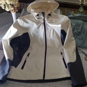 Free Country Faux Fur Lined Jacket  Small